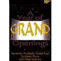 MP3: A Year of Grand Openings!
