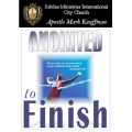 Anointed to Finish