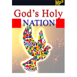 MP3: God's Holy Nation - Series